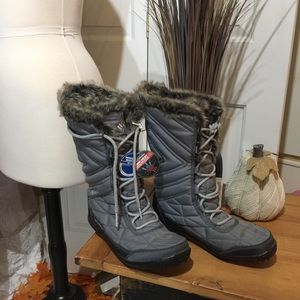 NWT (-20 Degrees) COLUMBIA TALL WINTER BOOTS